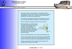 Mr Sew-n-Sew homepage